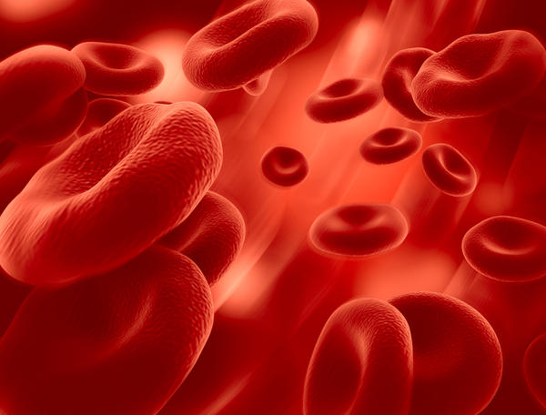 What would be considered recurrent or persistent blood in semen?