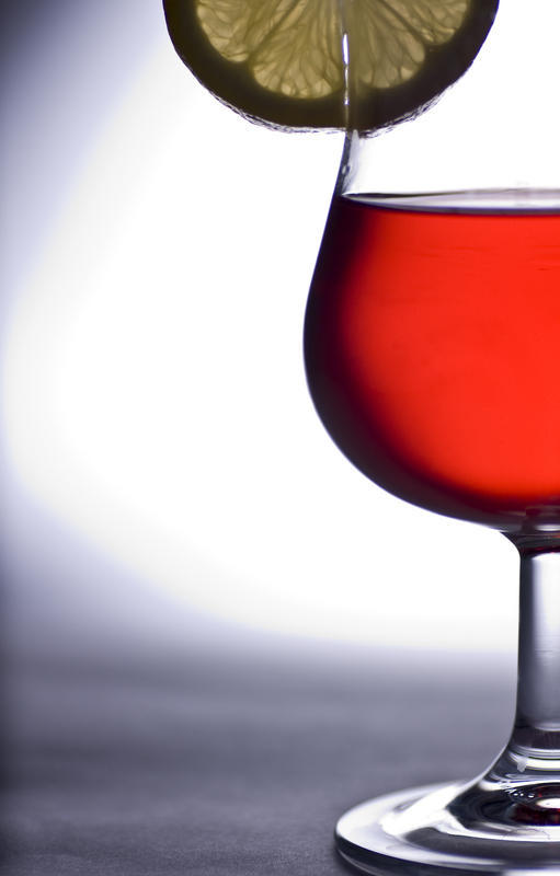 What are effects of alcohol on the blood?