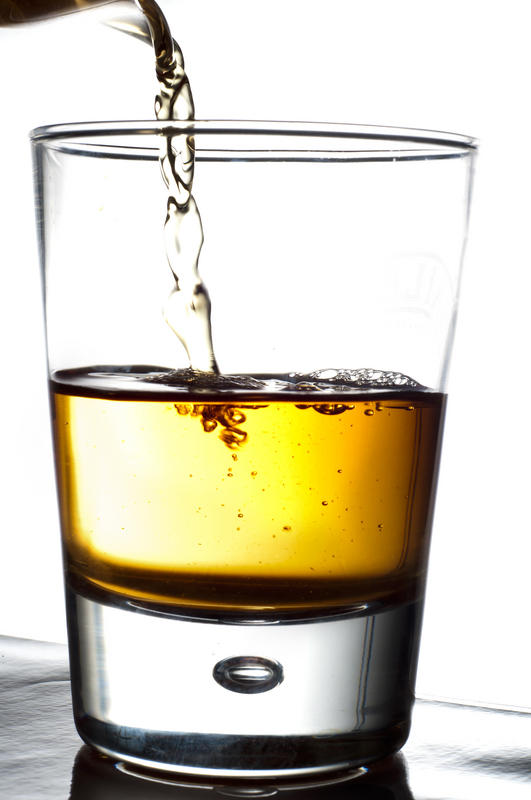 Is it dangerous to drink after receiving bad liver function test results?