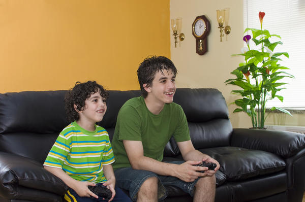 Does playing violent videogames cause kids to have more problems with social interaction?