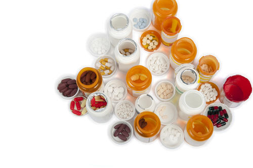 What happens to you body if you have lots of ibuprofen overdoses?