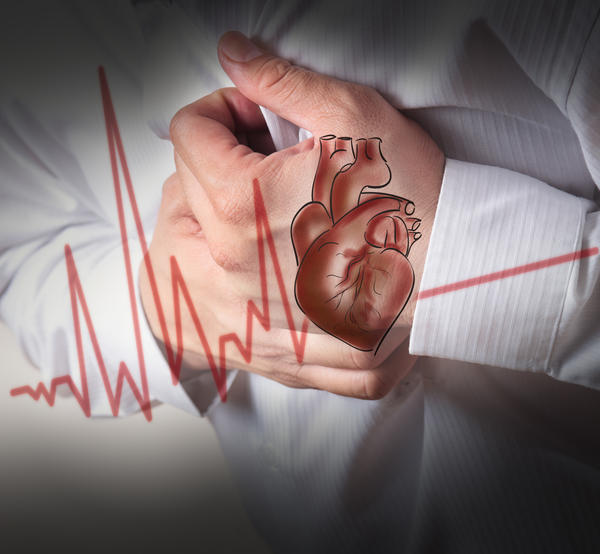 What are the signs of congestive heart failure in adults?