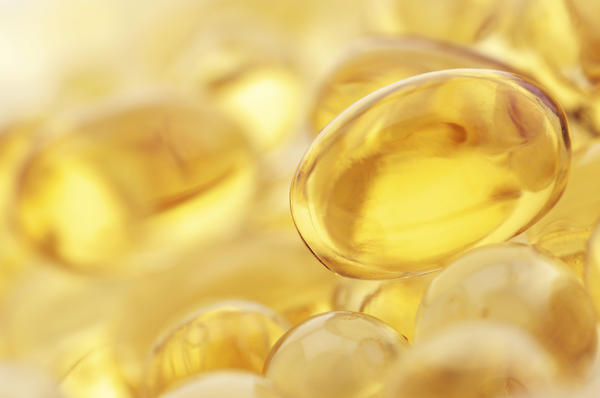 Does eating fish oil make legs swell?
