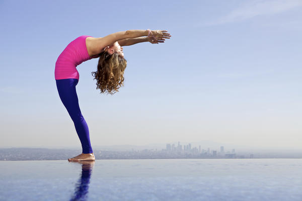 Mainly i want to strengthen and stretch my low back and upper back. Any good beginners yoga you know about?
