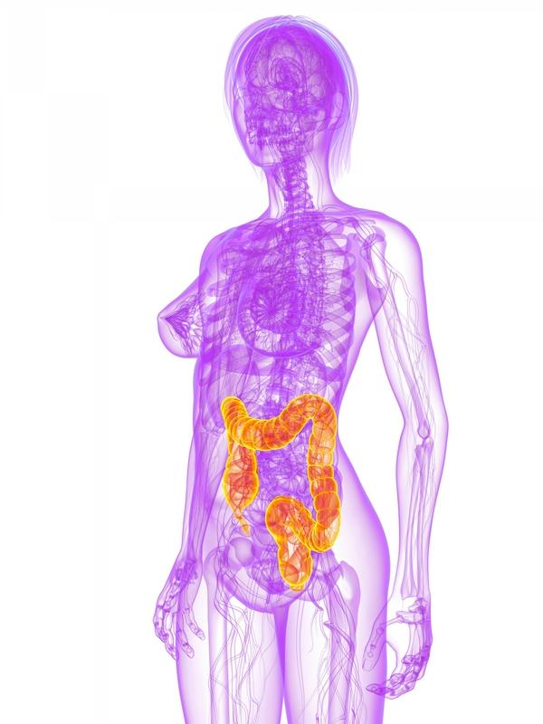 Is it possible that the symptoms of colitis can be pain?