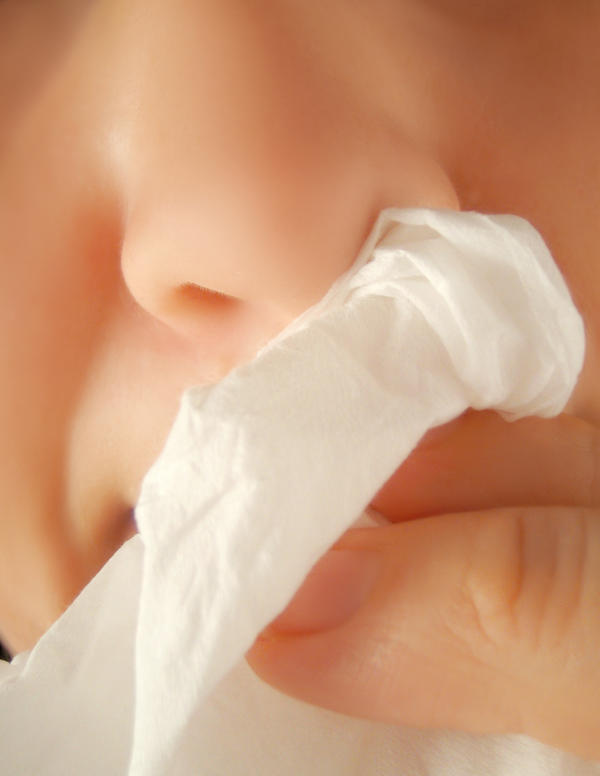 What causes rid of a chronic sinus infection?