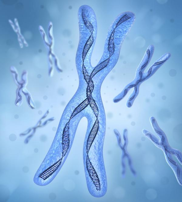 Are chromosomal abnormalities such as extra ones confined only to certain parts of the body?