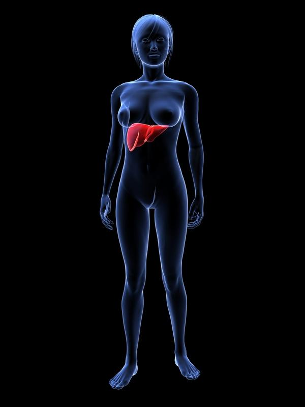 Is chronic liver disease usually caused by alcoholism and poor diet?