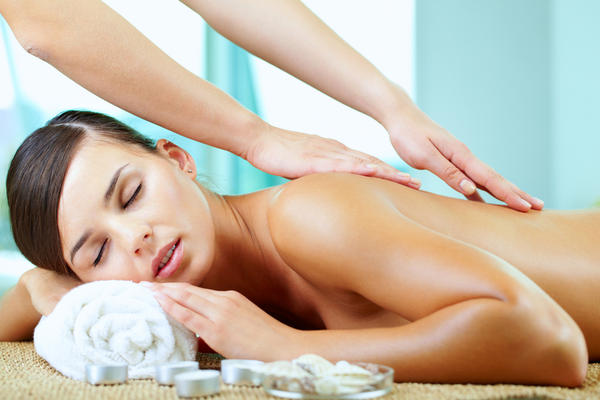 Can laying on a massage table be bad for wrinkles on your face?