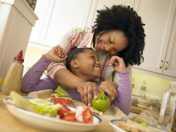 How early must I teach my child healthy eating habits and how do I teach little ones?