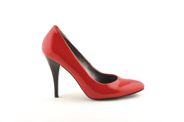 Do you know are high-heeled shoes ok for 'big' ladies?