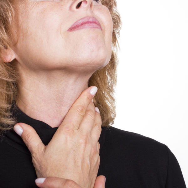 Is a choking feeling in your throat serious?