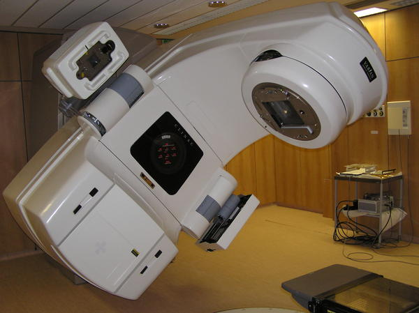 What is cyberknife radiosurgery used for?