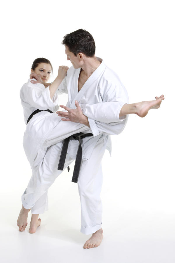 Would taking karate lessons improve my self-defense abilities?