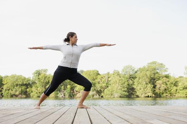 When can I start yoga again after ACL reconstruction surgery?