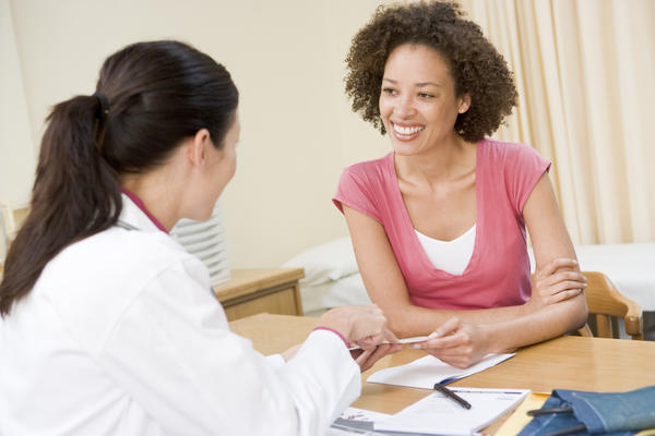 What happens during an appointment for a pap smear?