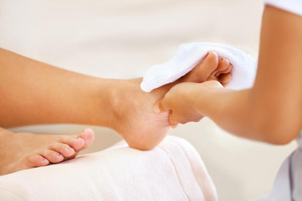 Can getting a good foot massage help with other parts of the body that need improving?
