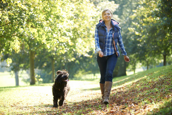 Are there psychological benefits of walking?