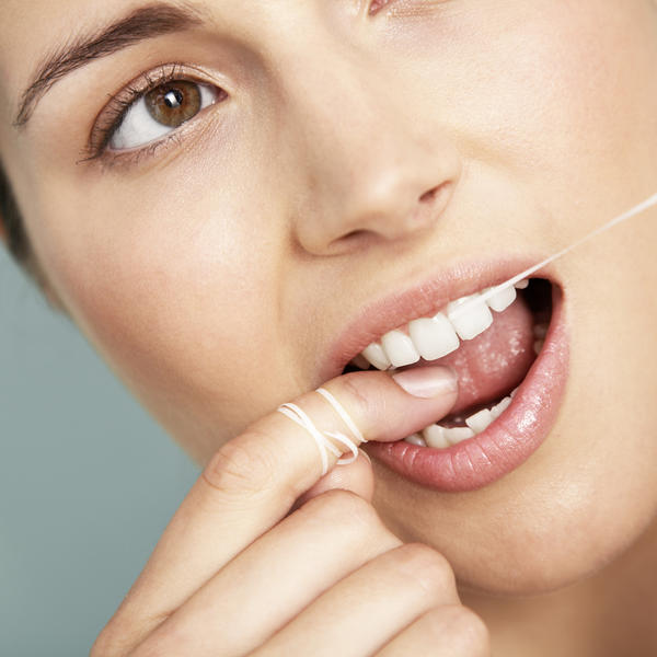 How long does it take for a teeth cleaning to heal? im thinking of getting invisalign right away my teeth cleaning.