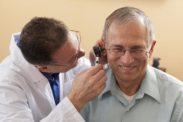 What can be done to help  your ear to drain with an ear infection? Adult