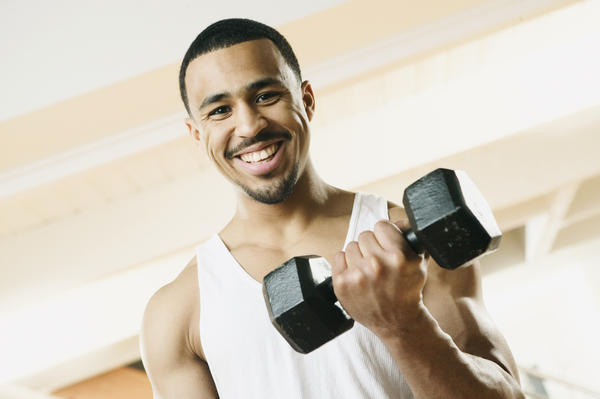 Does exercising your muscles during adolescence have an effect on them later in life?