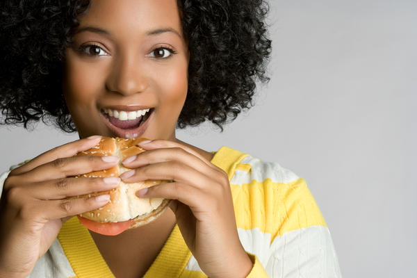 Which is more harmful for your health, eating burgers or noodles?