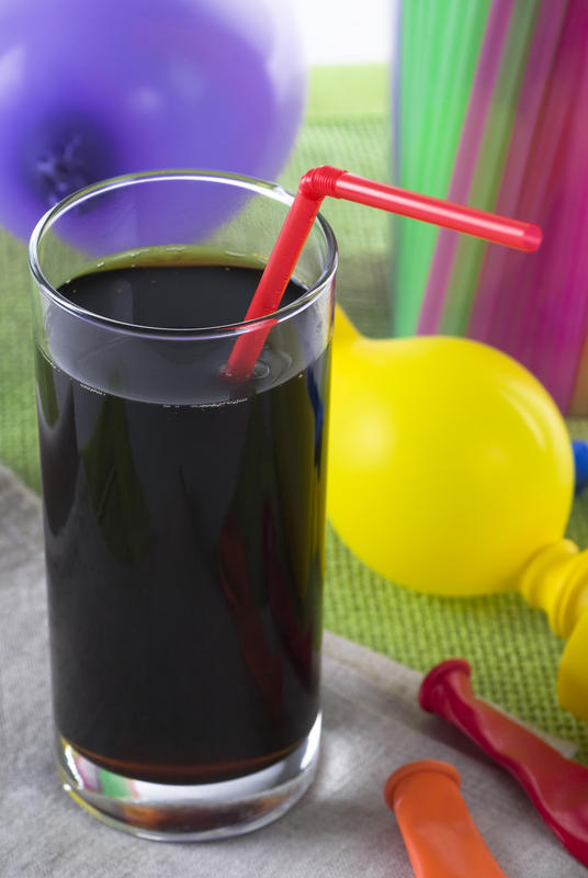 How does the phosphoric acid in soda affect your body?