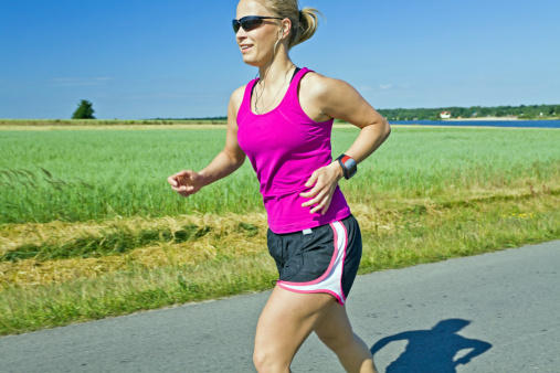 Does blood flow to the lungs increase during physical exercise?