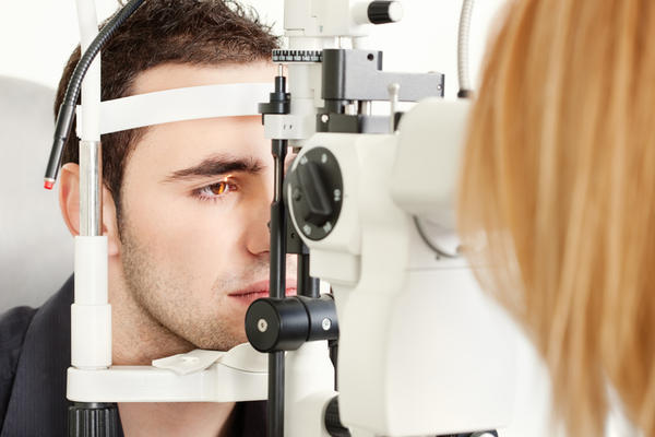 If your eye is swollen after cataract surgery is that normal. How long is normal for it to be swollen???