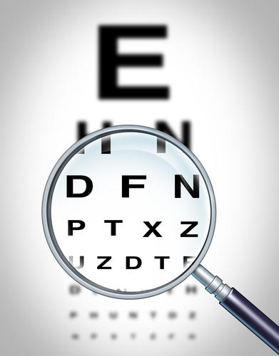 Can your eyesight gradually change so that you no longer need glasses?