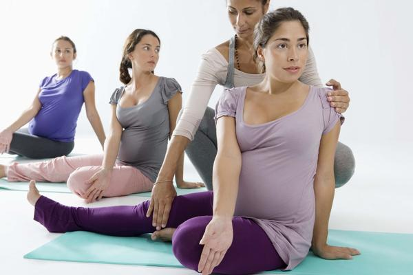 How can I get in shape to have a healthy pregnancy?