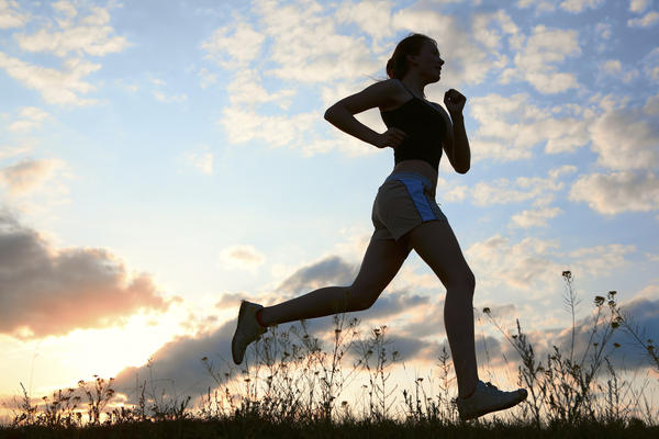 Does Prozac (fluoxetine) affect you when you exercise?