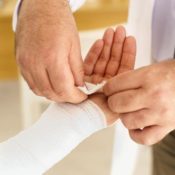 How is the recovery for ankle surgery?