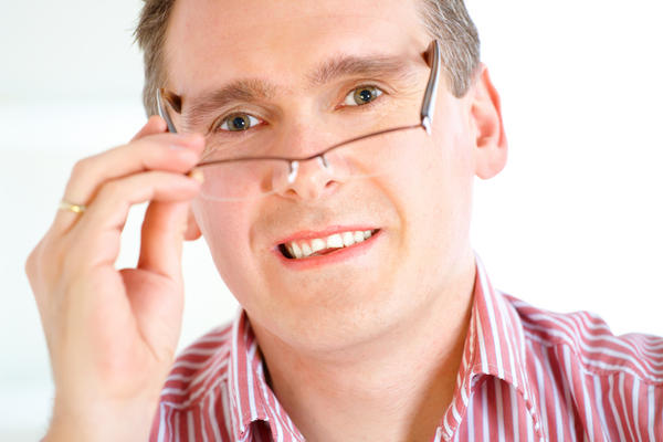 Can wearing eyeglasses actually make your vision worse in the long run?