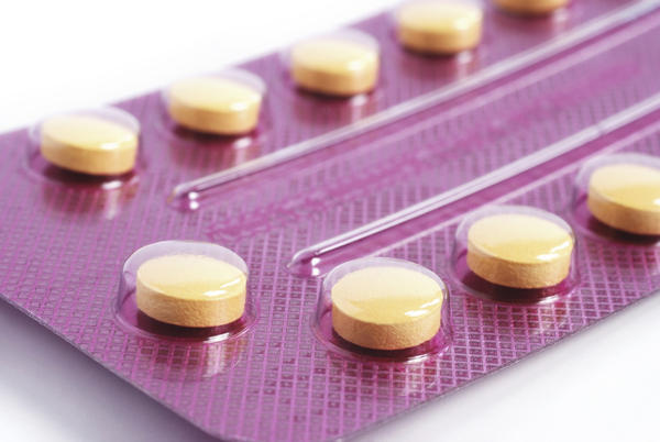 Can a laxative affect oral contraceptive effectiveness?