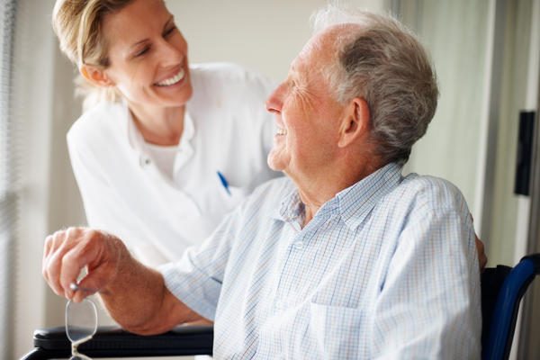 Why is hospice located  in skilled nursing facilities?