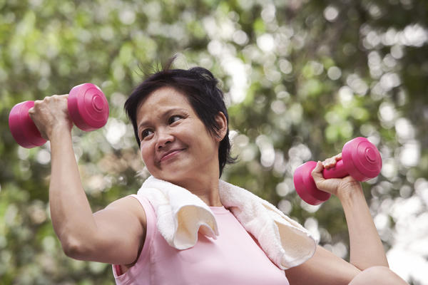 How does menopause cause high iron level?