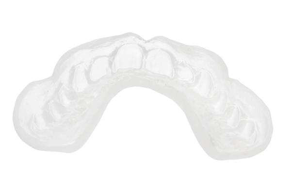 What to do if I hit again. If he gets a custom fitted sports mouthguard made at the dental office, would the crowns come off?