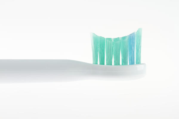 Can you tell me what is the best way to disinfect a toothbrush?