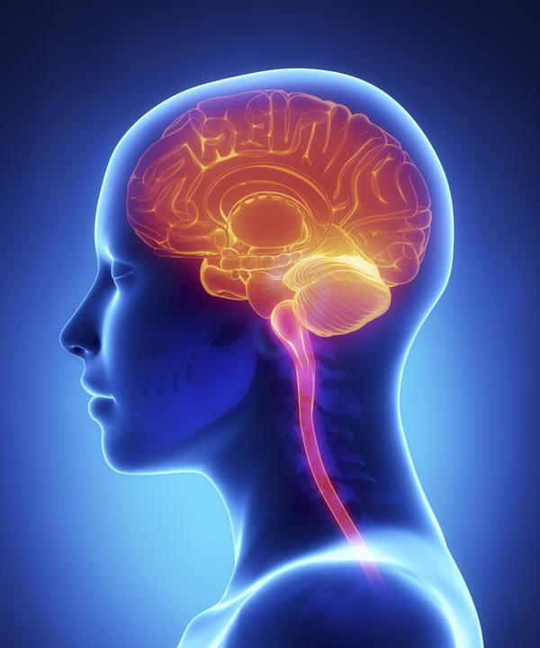 What sort of behavior changes are expected from brain tumor?