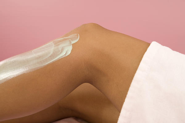 Is the chemical depilatory a safe method for hair removal at the genital area?