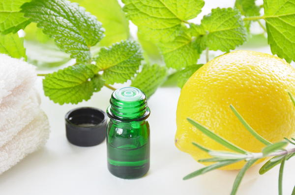 How does a road warrior benefit from aromatherapy?