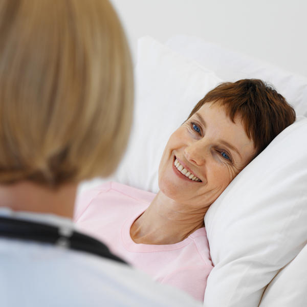 How long does ovarian tumor removal surgery take?