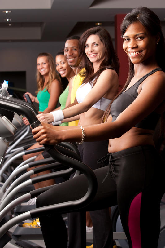 What is better on your back, an elliptical or treadmill?
