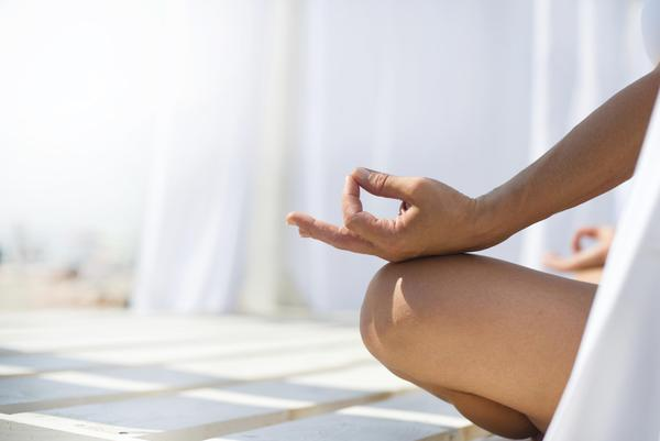 Could meditation help control racing thoughts and worrying?