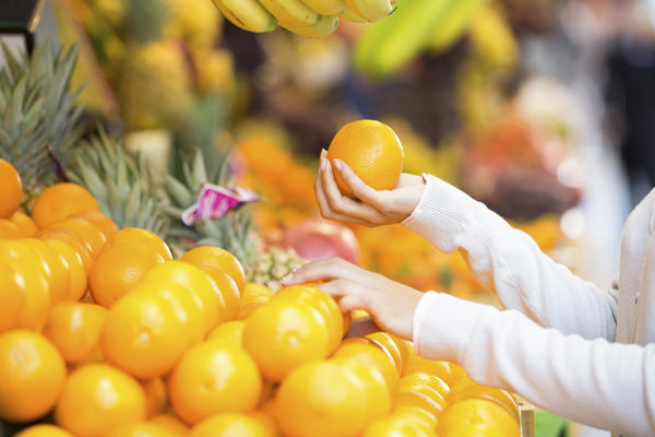 Does cecon (ascorbic acid) vit c can cause pimples?