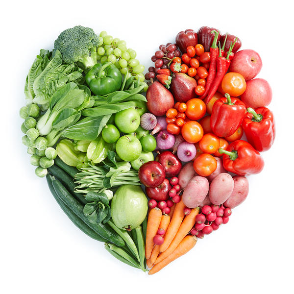 What food are good to eat for a healthy heart and body?