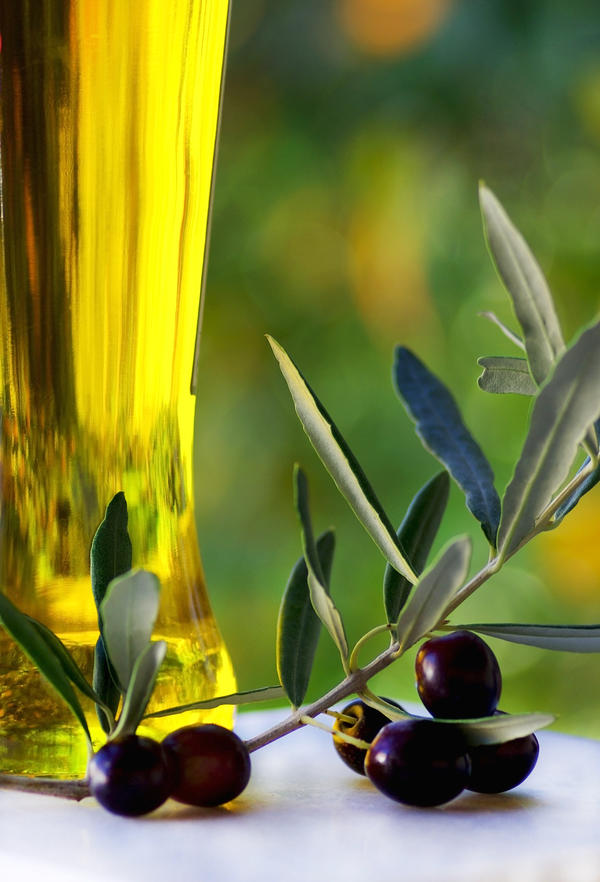 Is it possible to fry foods in olive oil instead of other oils so your food can be healthier ?