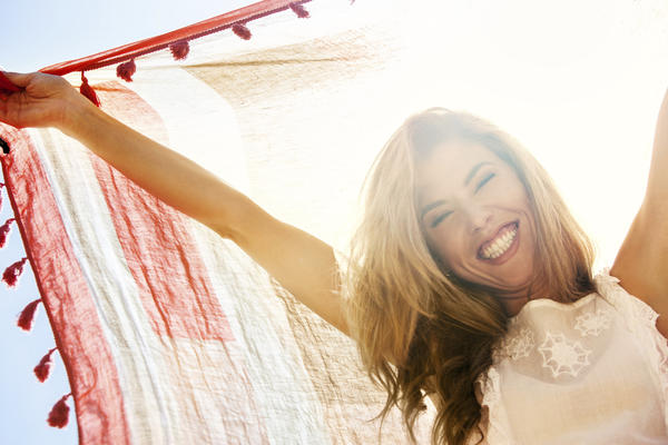 Are women genetically happier than men so poses huffpo piece wonder what you think ?