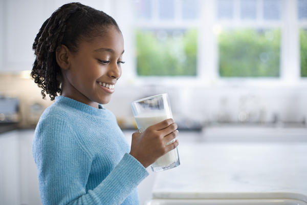 Can one a day vitamins or probiotics cause weight gain in otherwise healthy 7 and 9 year old children?